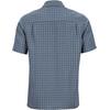 Marmot Eldridge Skjorte 1/2 Herrer grå